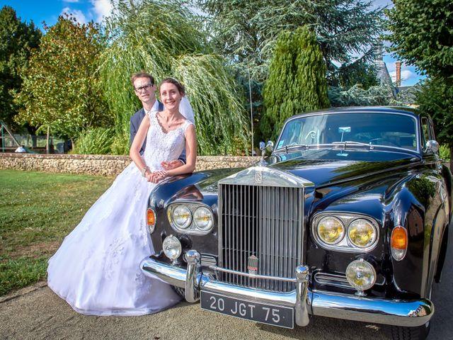 Le mariage de Aurélien et Mélanie à Le Mans, Sarthe 43