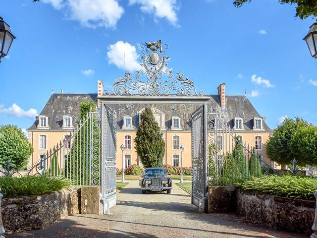 Le mariage de Aurélien et Mélanie à Le Mans, Sarthe 44