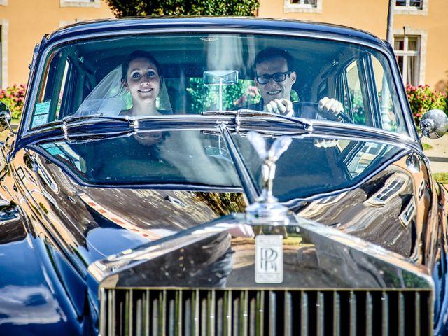 Le mariage de Aurélien et Mélanie à Le Mans, Sarthe 45