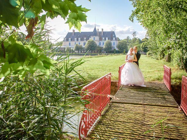 Le mariage de Aurélien et Mélanie à Le Mans, Sarthe 53