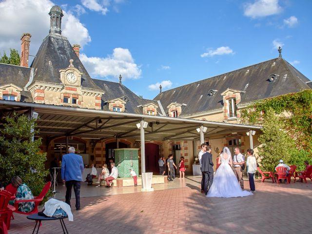 Le mariage de Aurélien et Mélanie à Le Mans, Sarthe 54