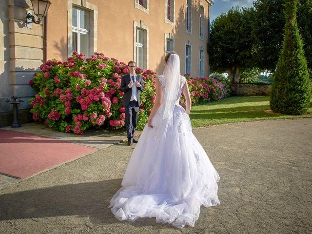 Le mariage de Aurélien et Mélanie à Le Mans, Sarthe 55