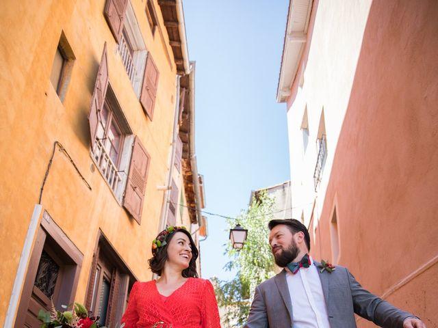 Le mariage de Paul et Camille à Le Puy-en-Velay, Haute-Loire 1