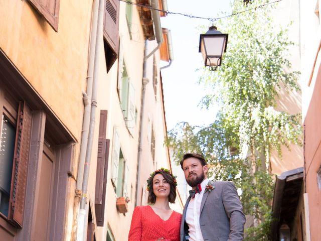 Le mariage de Paul et Camille à Le Puy-en-Velay, Haute-Loire 10