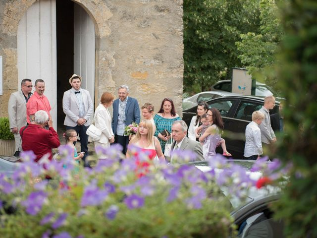 Le mariage de Guillaume et Aurélie à Brains-sur-Gée, Sarthe 2