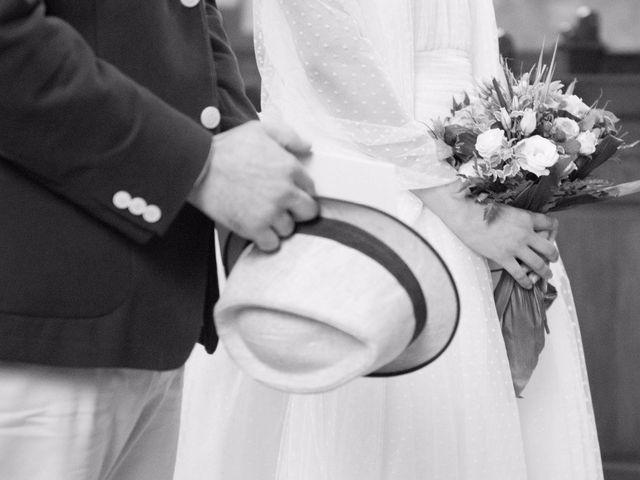 Le mariage de Guillaume et Aurélie à Brains-sur-Gée, Sarthe 11
