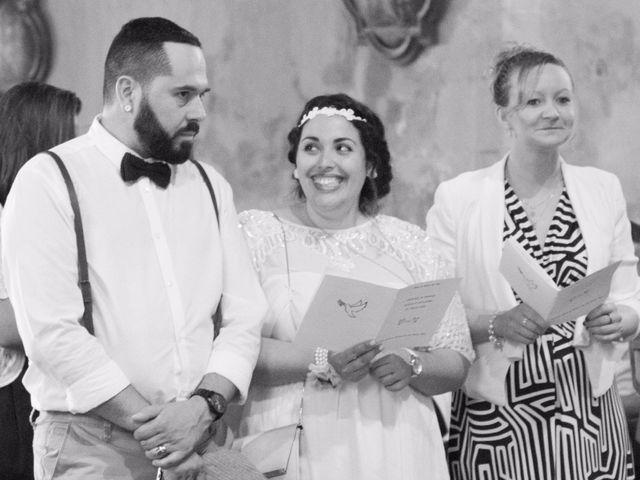 Le mariage de Guillaume et Aurélie à Brains-sur-Gée, Sarthe 12