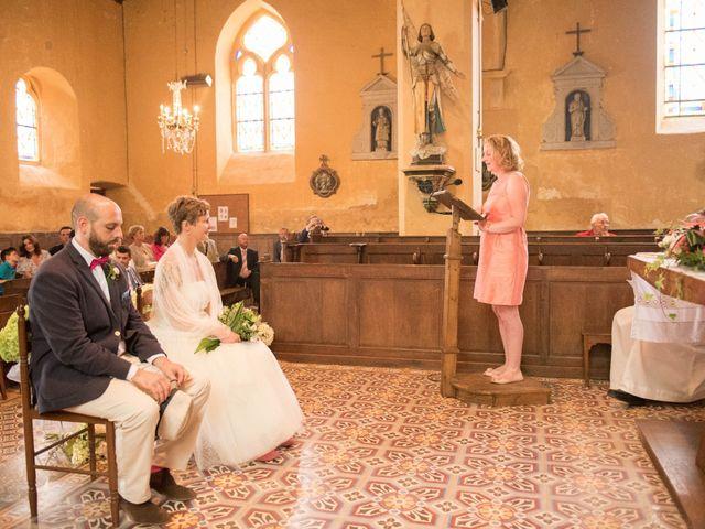 Le mariage de Guillaume et Aurélie à Brains-sur-Gée, Sarthe 13