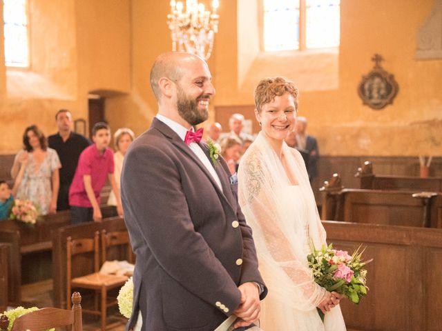 Le mariage de Guillaume et Aurélie à Brains-sur-Gée, Sarthe 14