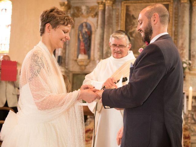 Le mariage de Guillaume et Aurélie à Brains-sur-Gée, Sarthe 17