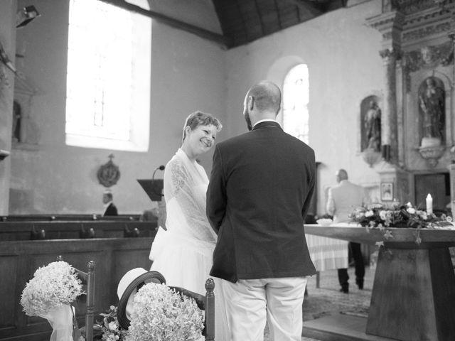 Le mariage de Guillaume et Aurélie à Brains-sur-Gée, Sarthe 18