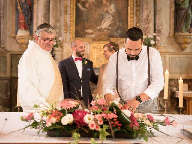 Le mariage de Guillaume et Aurélie à Brains-sur-Gée, Sarthe 19