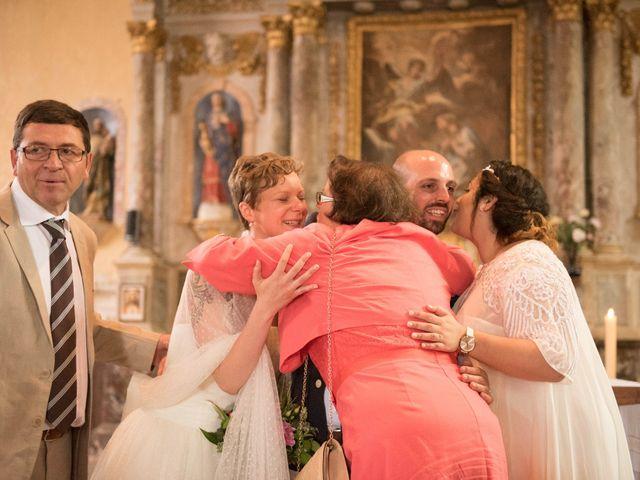 Le mariage de Guillaume et Aurélie à Brains-sur-Gée, Sarthe 20