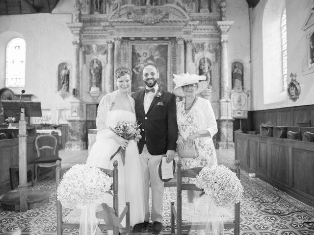 Le mariage de Guillaume et Aurélie à Brains-sur-Gée, Sarthe 21
