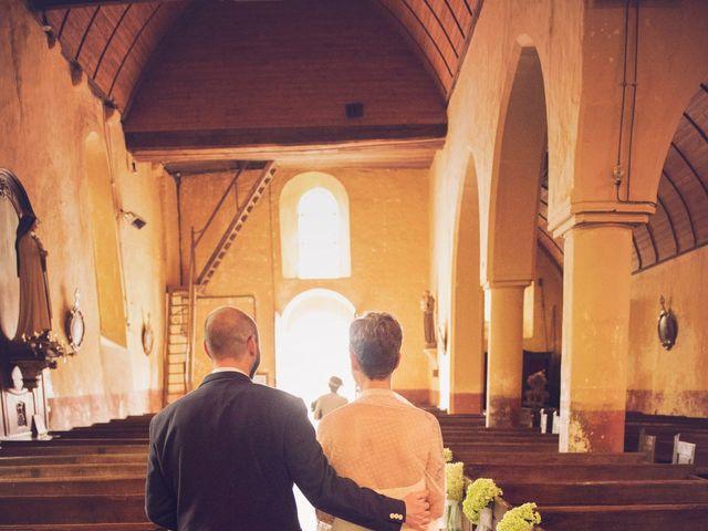 Le mariage de Guillaume et Aurélie à Brains-sur-Gée, Sarthe 22
