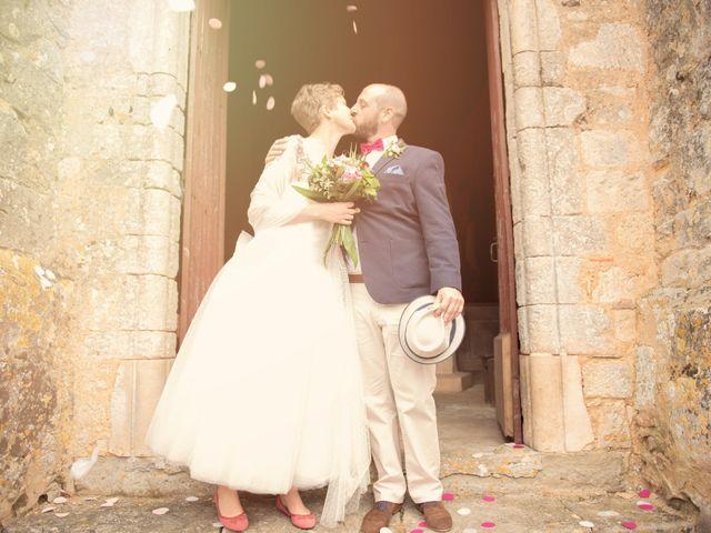 Le mariage de Guillaume et Aurélie à Brains-sur-Gée, Sarthe 23