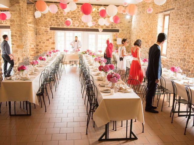Le mariage de Guillaume et Aurélie à Brains-sur-Gée, Sarthe 27