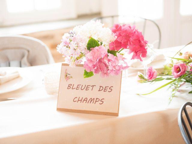 Le mariage de Guillaume et Aurélie à Brains-sur-Gée, Sarthe 29