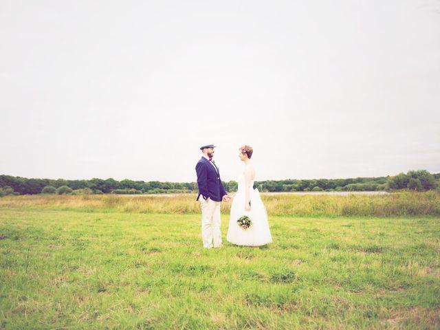 Le mariage de Guillaume et Aurélie à Brains-sur-Gée, Sarthe 43
