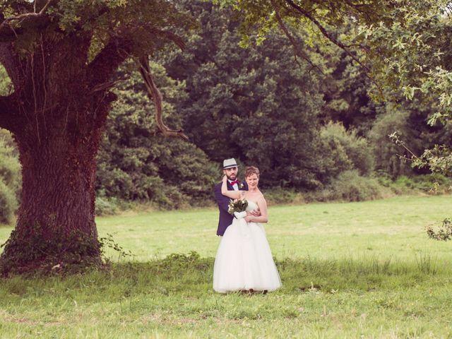 Le mariage de Guillaume et Aurélie à Brains-sur-Gée, Sarthe 44