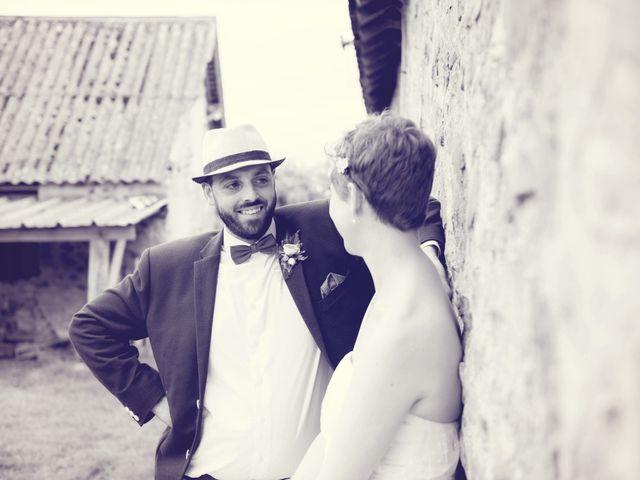 Le mariage de Guillaume et Aurélie à Brains-sur-Gée, Sarthe 48