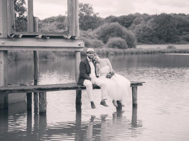 Le mariage de Guillaume et Aurélie à Brains-sur-Gée, Sarthe 52