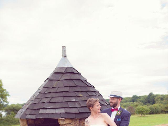 Le mariage de Guillaume et Aurélie à Brains-sur-Gée, Sarthe 55