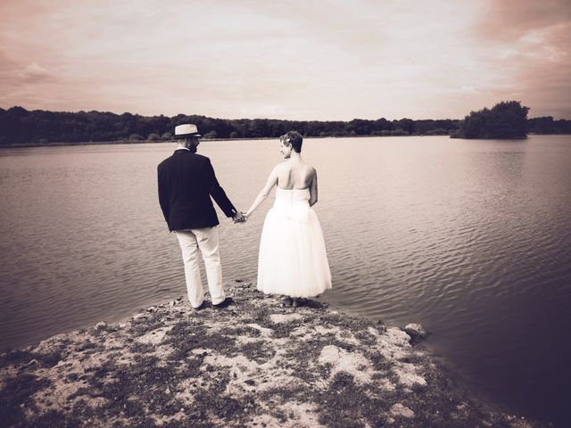 Le mariage de Guillaume et Aurélie à Brains-sur-Gée, Sarthe 58