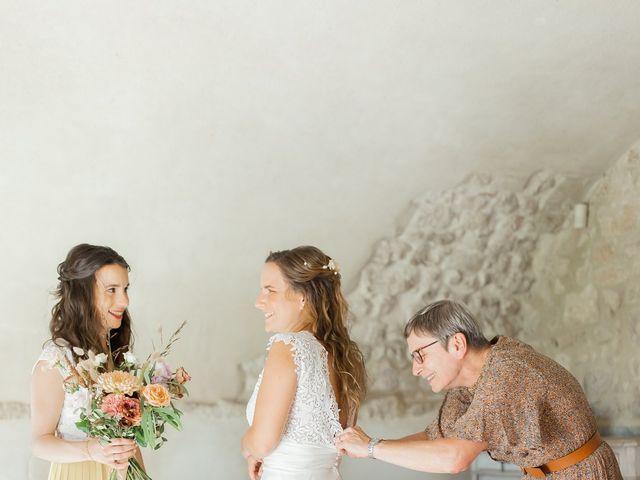 Le mariage de Wiliam et Valerie à Grignan, Drôme 23