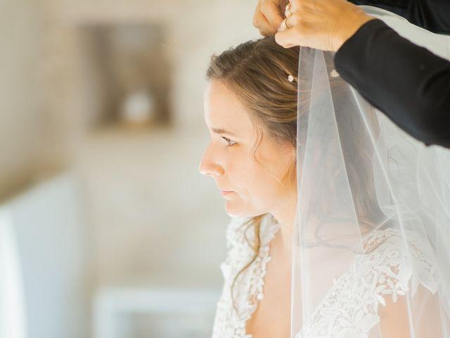 Le mariage de Wiliam et Valerie à Grignan, Drôme 25