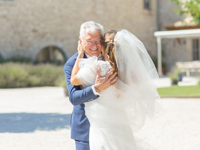 Le mariage de Wiliam et Valerie à Grignan, Drôme 26