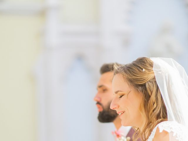 Le mariage de Wiliam et Valerie à Grignan, Drôme 36