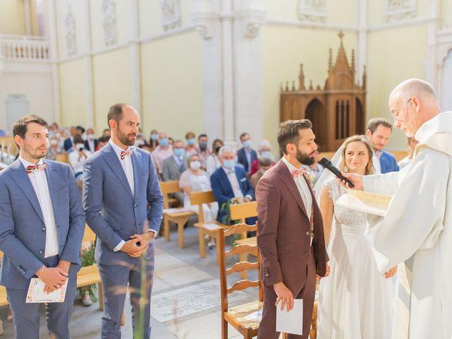 Le mariage de Wiliam et Valerie à Grignan, Drôme 39