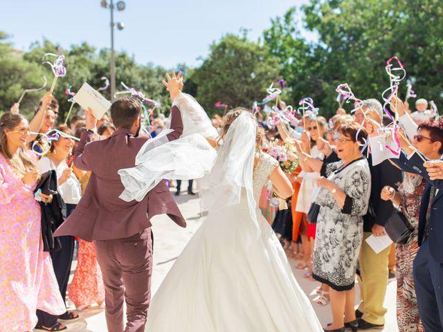 Le mariage de Wiliam et Valerie à Grignan, Drôme 48