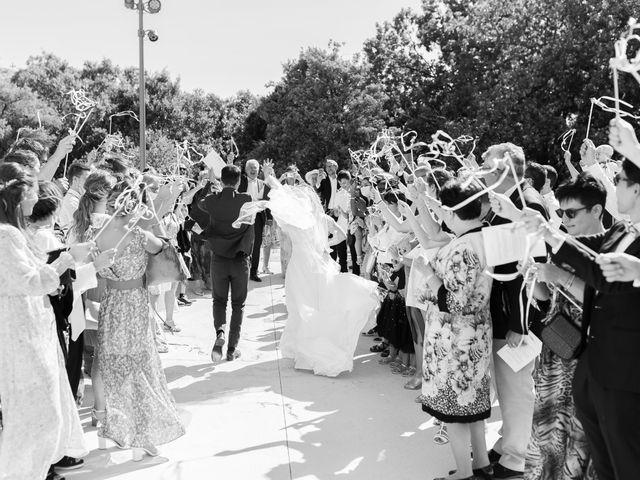 Le mariage de Wiliam et Valerie à Grignan, Drôme 49