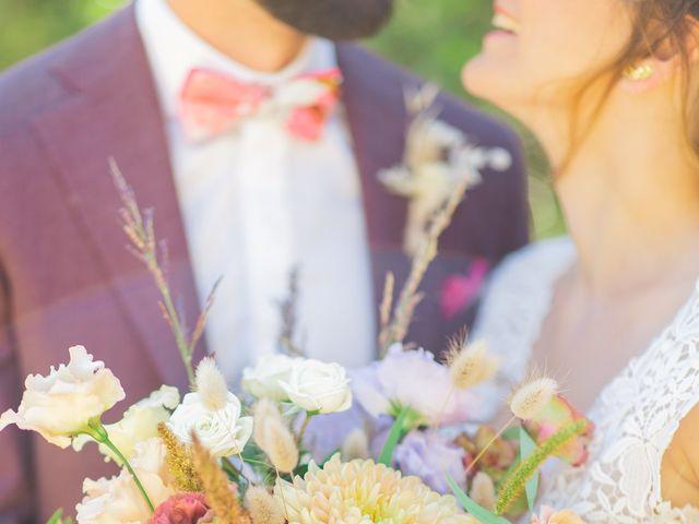 Le mariage de Wiliam et Valerie à Grignan, Drôme 52