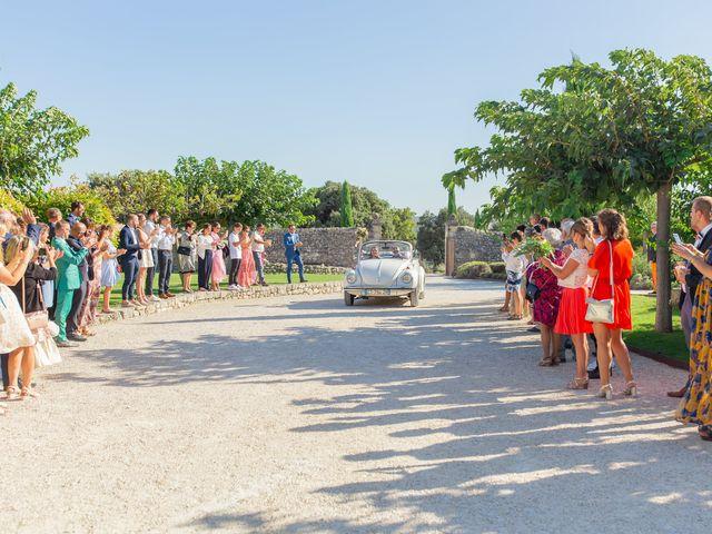 Le mariage de Wiliam et Valerie à Grignan, Drôme 65