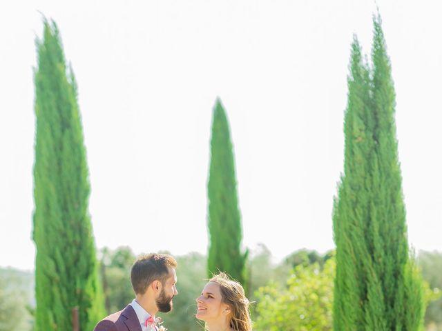 Le mariage de Wiliam et Valerie à Grignan, Drôme 68