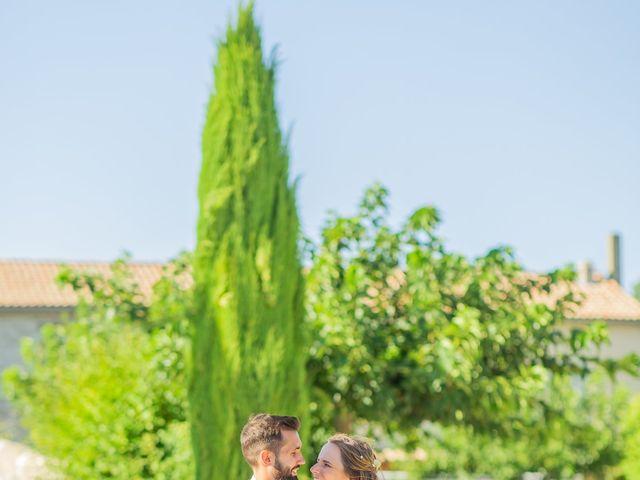 Le mariage de Wiliam et Valerie à Grignan, Drôme 70