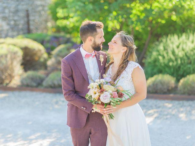 Le mariage de Wiliam et Valerie à Grignan, Drôme 74
