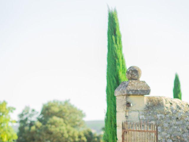 Le mariage de Wiliam et Valerie à Grignan, Drôme 77