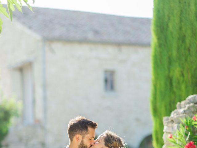 Le mariage de Wiliam et Valerie à Grignan, Drôme 78