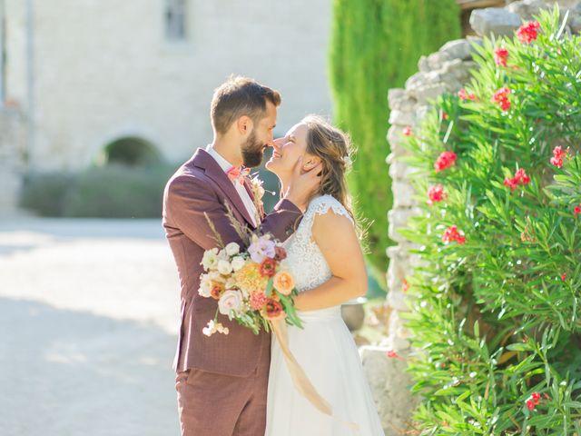Le mariage de Wiliam et Valerie à Grignan, Drôme 79