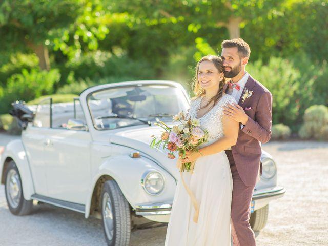 Le mariage de Wiliam et Valerie à Grignan, Drôme 83
