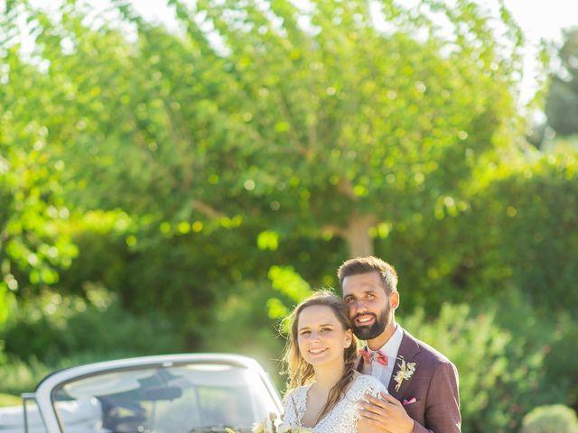 Le mariage de Wiliam et Valerie à Grignan, Drôme 84
