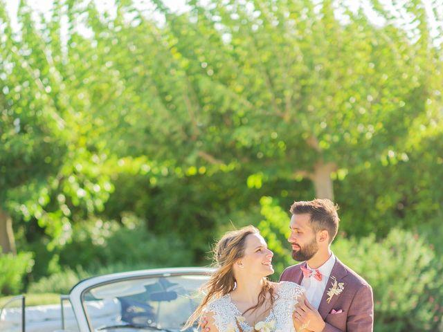Le mariage de Wiliam et Valerie à Grignan, Drôme 85