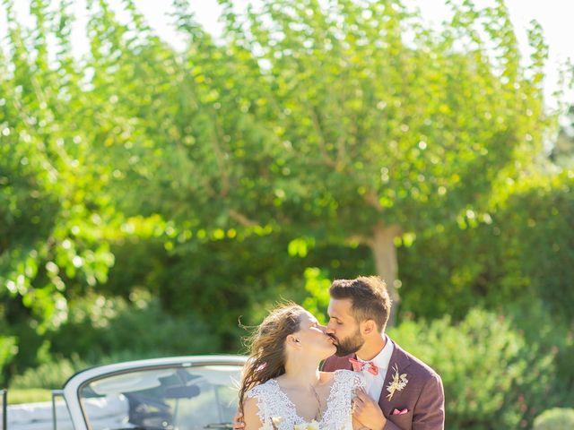 Le mariage de Wiliam et Valerie à Grignan, Drôme 86