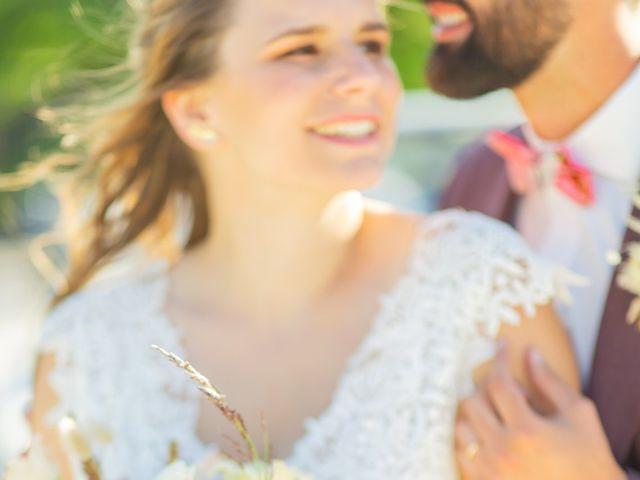 Le mariage de Wiliam et Valerie à Grignan, Drôme 90