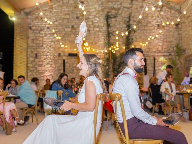 Le mariage de Wiliam et Valerie à Grignan, Drôme 133