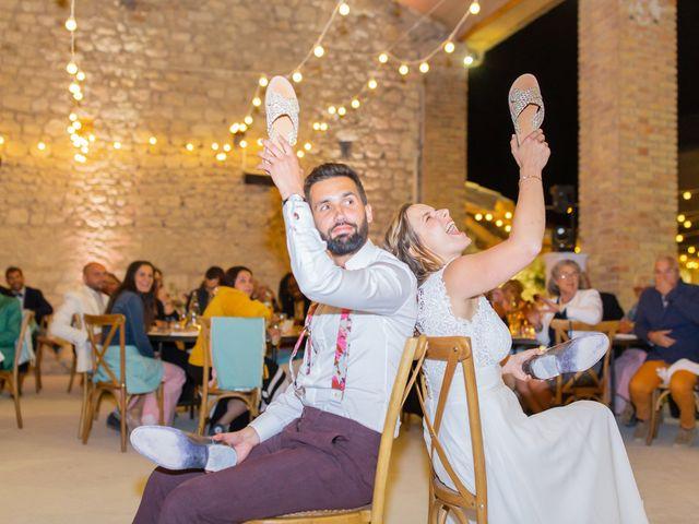 Le mariage de Wiliam et Valerie à Grignan, Drôme 134